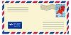 Brief an / aus Niederlande