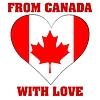 aus Kanada mit Liebe