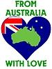 aus Australien mit Liebe