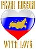aus Rußland mit Liebe