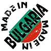 Etikett Made in Bulgarien