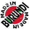 Etikett Made in Burundi