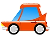 Mini car | Stock Vector Graphics