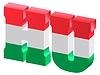 Internet-Domäne oberster Stufe von Ungarn
