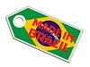 Label Made in Brazil