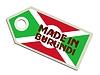 Label in Burundi