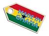 Label in Ghana