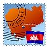 Phnom Penh - Hauptstadt von Kambodscha