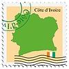 Post aus Cote d `Ivoire