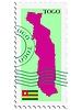 Mail to-aus Togo