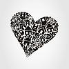 Herz von Häusern