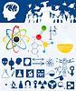 ID 3261795 | Wissenschaft | Stock Vektorgrafik | CLIPARTO
