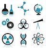ID 3290239 | Wissenschaft Symbol | Stock Vektorgrafik | CLIPARTO
