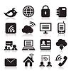 Kommunikation-Icons