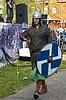 ID 3324465 | Русская средневекового воина - исторической реконструкции | Фото большого размера | CLIPARTO