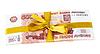 5000 russische Rubel von Band umwickelt | Stock Foto
