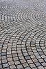 Straße mit Kopfsteinpflaster Hintergrund | Stock Foto