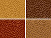 Vector clipart: Crocodile skin seamless backgrounds