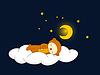 schlafender Bärjunge