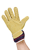 Ręka z rękawicy roboczej | Stock Foto