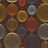 bunte dekorative Elemente - nahtloses Muster