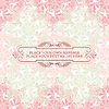 Karta zaproszenie na ślub | Stock Vector Graphics