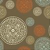 Flower seamless texture in gentle colors | Stock Vector Graphics