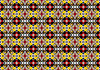 Farbiger Hintergrund Mosaik