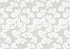 Paisley-Muster auf einem hellen beige Hintergrund