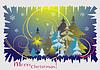 Szczęśliwy Wesołych Świąt | Stock Vector Graphics