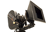 Profesjonalne kamery filmowe 35 mm | Stock Foto