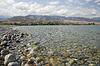 Wybrzeże jeziora | Stock Foto