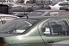 Auto-Parkplatz | Stock Foto