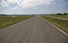 Pusta autostrada | Stock Foto
