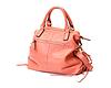 ID 3298728 | Розовая кожаная дамская сумочка | Фото большого размера | CLIPARTO