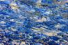 물 아래 자갈 | Stock Foto