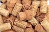 葡萄酒软木塞 | 免版税照片