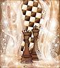 Schach Hintergrund