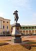 ID 3323198 | Pomnik cesarza Pawła | Foto stockowe wysokiej rozdzielczości | KLIPARTO