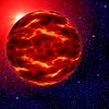 외계인 행성의 전망 | Stock Illustration