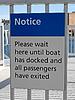 ID 3343686 | Passagiere warten auf Austritt von Bord als Hinweis auf | Foto mit hoher Auflösung | CLIPARTO