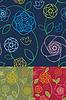 Nahtlose Muster: Garten | Stock Vektrografik
