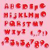 ABC - Englisch Buchstaben und Zahlen - lustige Cartoons