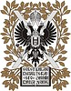 Ex libris Mikołaja II | Stock Vector Graphics