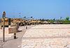 Pomnik i Muzeum Korpus Pancerny w Latrun, Izrael | Stock Foto