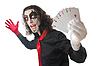 ID 3368745 | Joker mit Spielkarten | Foto mit hoher Auflösung | CLIPARTO