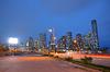 Horizonte de la ciudad de Panamá | Foto de stock
