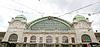 Estación principal de Basilea, Suiza | Foto de stock