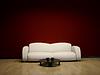 ID 3371577 | Wnętrze z sofą i stołem | Stockowa ilustracja wysokiej rozdzielczości | KLIPARTO