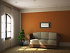 Interieur  | Stock Illustration